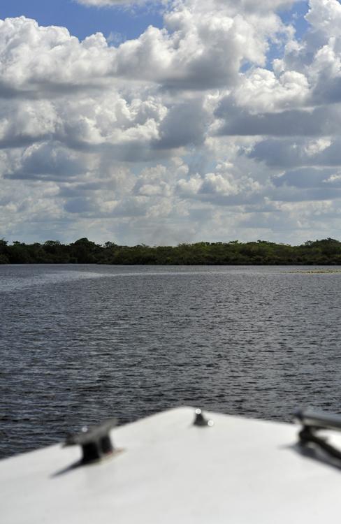lamanai-boat-ride