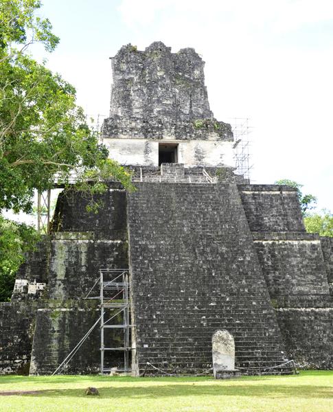 tikal-temple-ii