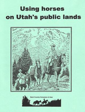 Horses on Utah's Public Lands